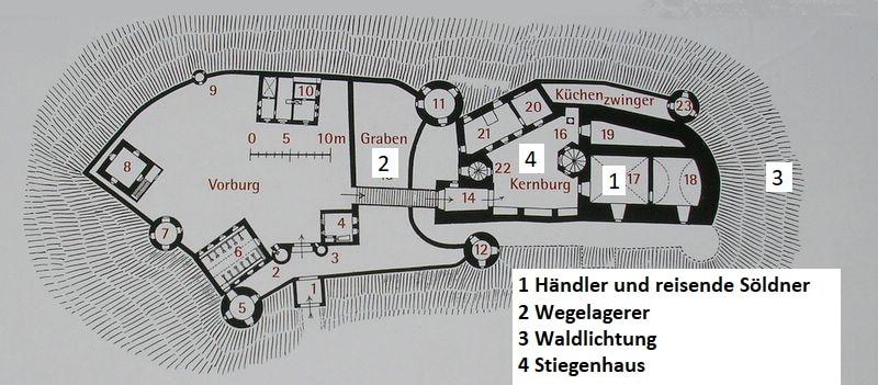 Spielplan Klang auf Alt-Trauchburg