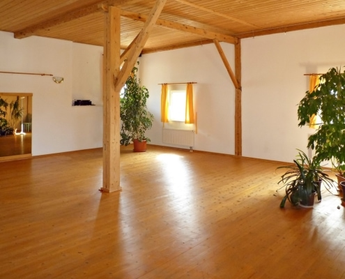 Seminarraum Quellhof Allgaeu